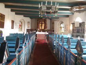 Kirche Hooge