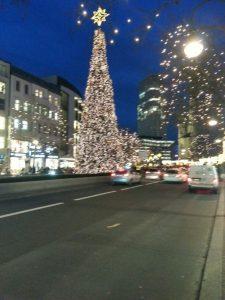 Kurfürstendamm weihnachten